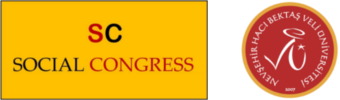 Social Congress 2018 - International Symposium on Social Sciences